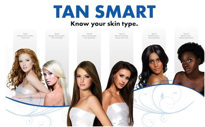 为什么使用日光浴机美黑前要滋润皮肤