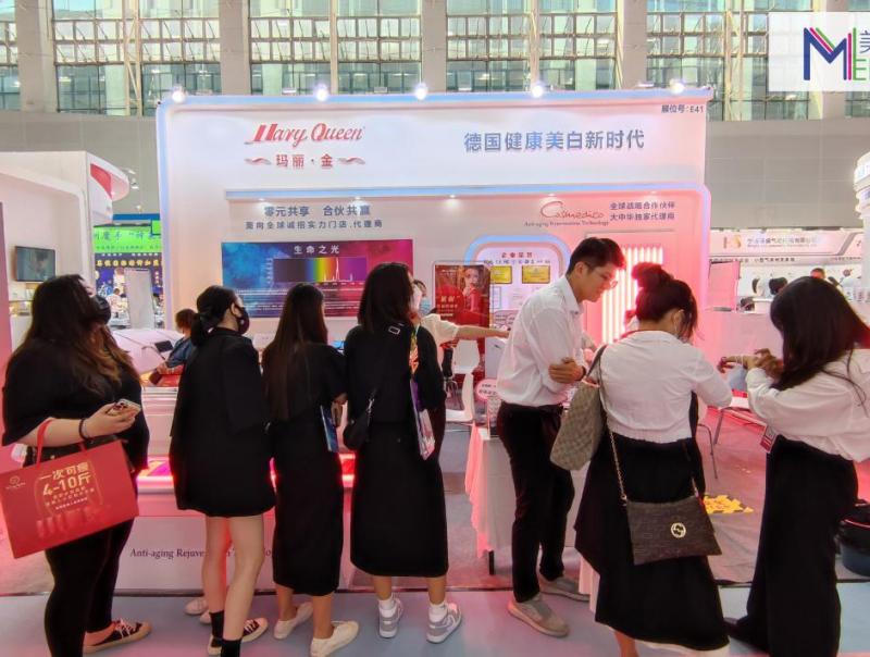 完美收官!美利康亮相第58届中国(广州)国际美博会备受关注