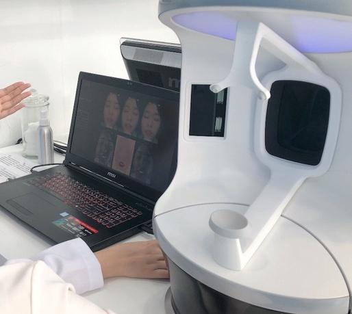 【皮肤检测仪】检测仪对皮肤类型检测及护理